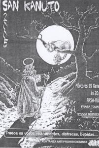 cartaz San Kanuto 2005