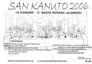 cartaz sankanuto 2006