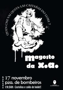 Magosto da XA 2012