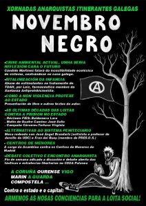 xornadas anarquistas itinerantes galegas